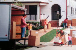 Cheap San Francisco movers home apartments