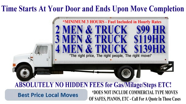 local movers in San Francisco CA
